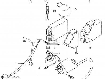 Wire, Starter Motor photo