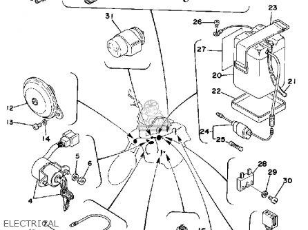 Yamaha Breeze Wiring Diagram
