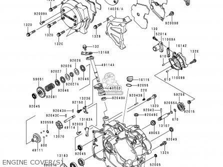 Kawasaki 100 Wiring Diagram