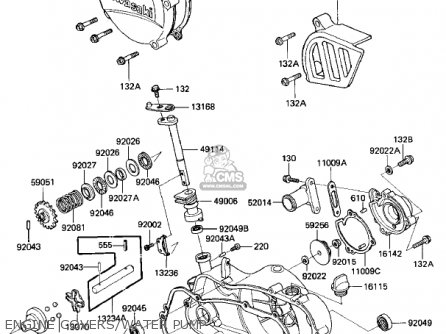 Kx 85 Engine Diagram