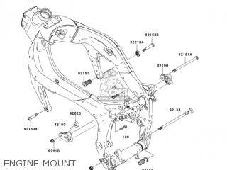 [ZHKZ_3066]  BRACKET-ENGINE,RR,UPP for ZX636B1 NINJA ZX6R 2003 USA CALIFORNIA CANADA -  order at CMSNL | Zx6r Engine Diagram |  | Cmsnl.com