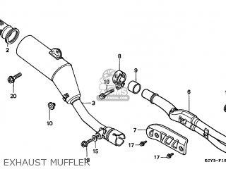 MUFFLER COMP.