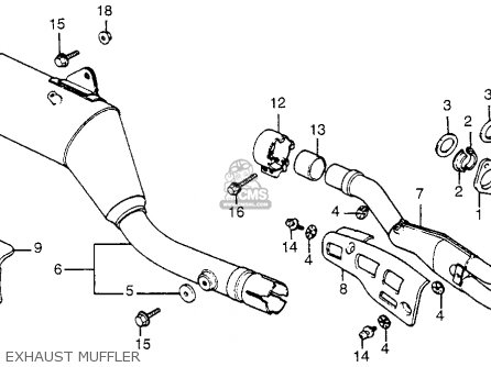 Honda Xr250r 86 Xr250r 1986 Parts