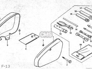 (83500-086-010A3) BOX COMP.,*PB186*