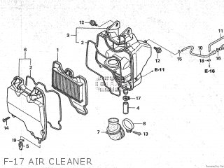 CASE SUB assembly,AIR