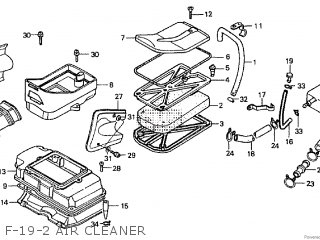 COVER,AIR CLEANER