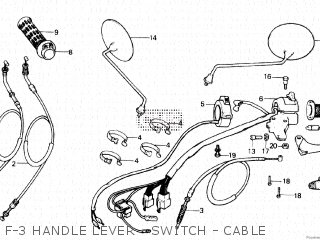 (17910447405) CABLE,A,THROTTLE