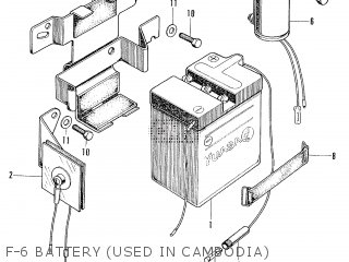 (9501213000) BAND C,BATTERY