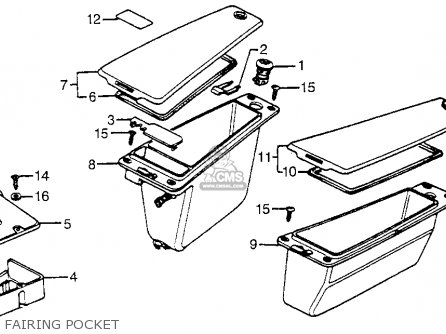 PKG.,POCKET SEAL