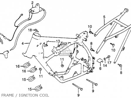 Suzuki Motorcycle Ignition Coil on 1967 ford ignition coil wiring diagram
