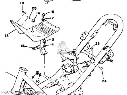 Yamaha Chappy Service Manual