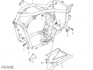 Bracket, Engine Mounting Rr photo