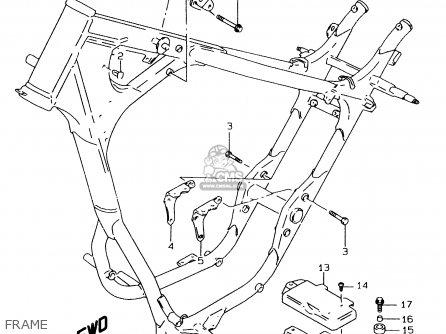 Plate, Engine Mount No.4, R photo