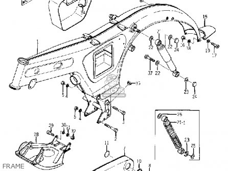 tool kit fits yg1 trailmaster 80 1964 usa order at cmsnl rh cmsnl com 1965 Yamaha 80 Motorcycle Yamaha 80Cc
