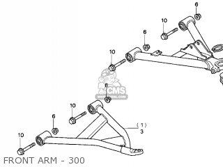 LWR ARM ASSY,R FR