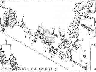 CALIPER SUB ASSY,