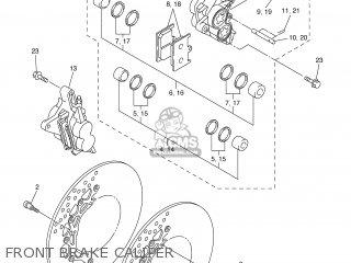 (5D02581T10) DISK BRAKE ASSY
