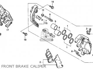 Caliper Sub Assy, photo