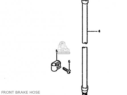 Clamp, Brake Hose photo