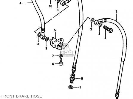 Hose, Brake No.2 photo