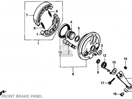 ARM,FR.BRAKE