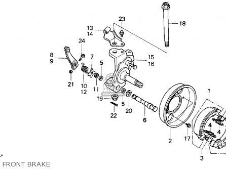 06450gag003 Shoe Set Brake_06430gag003