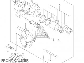 Carrier, Caliper, R photo