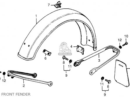 NUT,FENDER SET