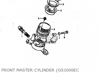 Cylinder Assembly, Master photo