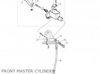 MASTER FRONT, CYLINDER