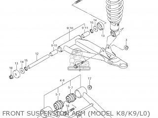 ARM SET,SUSPENSION UPR,R