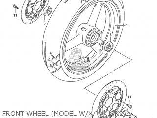 Wheel, Fr(17xmt3.50) photo