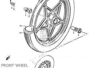 Casting Wheel, photo