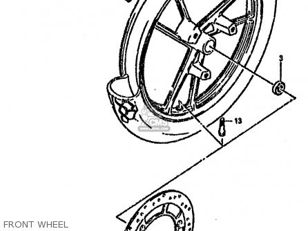 Valve Assembly, Wheel, Tr412 photo