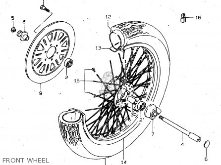 Suzuki Vs1400 Intruder Wiring Diagram