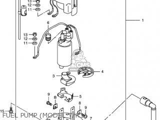 STRAINER COMP,FUEL PUMP for GSXR750 2001 (K1) USA (E03) - order at CMSNLCmsnl.com