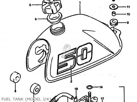 84-01 suzuki lt50 quadrunner service repair manual cd. Lt-50.