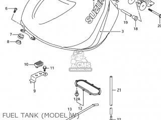 Tank Assy, Fuel(yellow) photo
