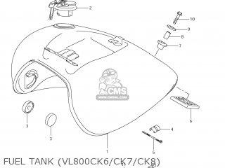 Tank Assy, Fuel(silver) photo