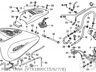 Tube Fuel 17680mcvr11 furthermore Vtx1800c 2002 together with Vtx 1300 Fuel Tank Diagram furthermore 2003 Vtx 1800c Turn Signal Wiring Diagram furthermore 133 California Emissions Removal. on honda vtx 1800 fuel tank