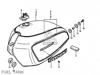 Tank Assembly, Fuel photo