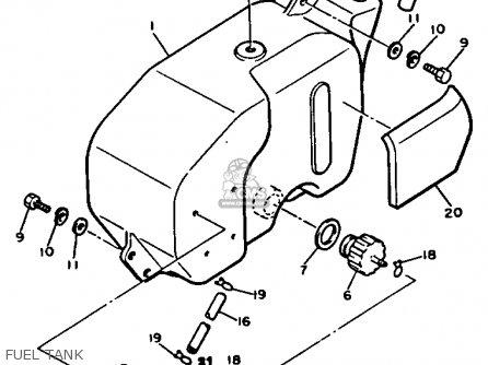 Fuel Pump Assy Fits G2 Ad 1989