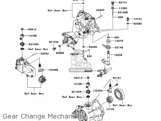 Lever-comp,2wd/4wd photo