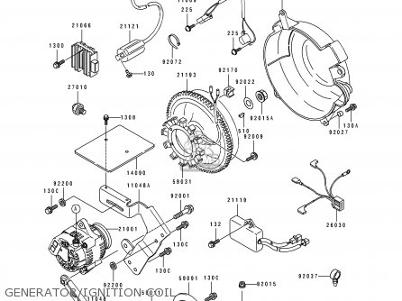 wiring diagram for honda generator with 211192157 Igniter 211192120 on How Motorcycle Charging System Works likewise Partslist additionally Lawnmowers Old Engines Other Uses moreover 399723 13 Hp Gx390 Honda Engine Problems additionally T5791358 Riding mower 15 5 hp briggs.