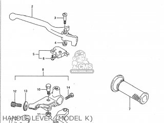 Clutch Lever & Switch Assy photo