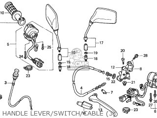 92 Honda Clutch Switch