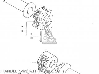 Switch Assembly, Right photo