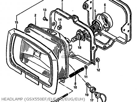 Lamp Assembly, Head photo