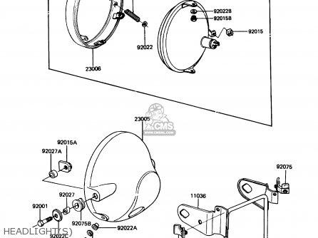 Kawasaki Na A1 Samurai Dual Purpose Motorcycle Parts