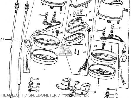 1974 honda cb360 schematic 1974 honda cl360 wiring diagram